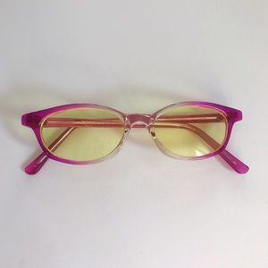 VINTAGE Express Tinted Sunglasses